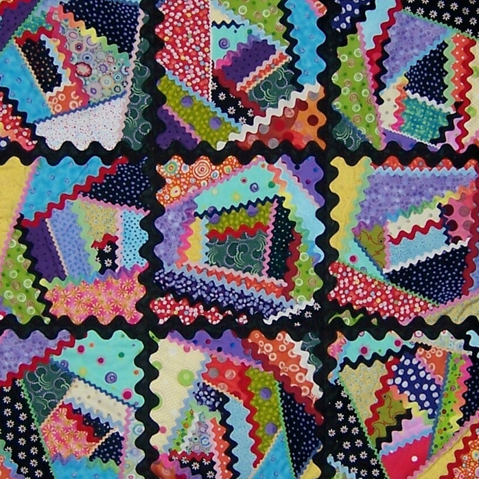 Contemporary Crazy Quilt Collection Comes to Gallery S.P.A