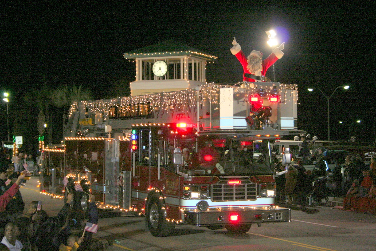 filed - Mount Pleasant Christmas Parade