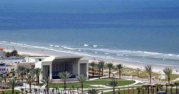 Jacksonville Beach, Seawalk Pavilion